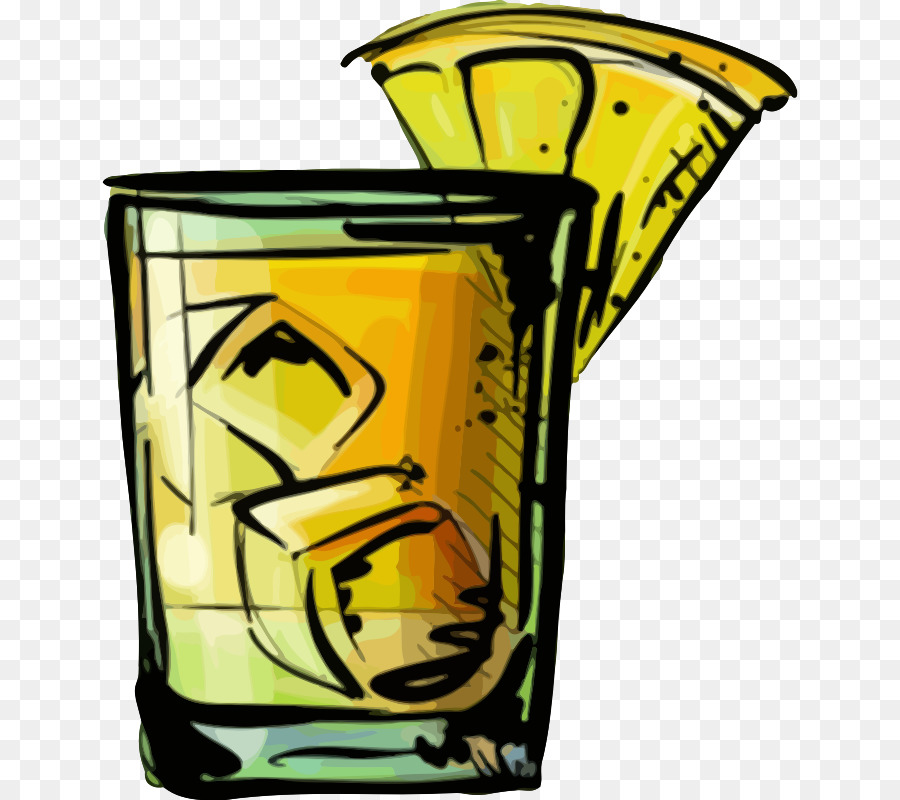Background screwdriver cocktail drink. Cocktails clipart yellow