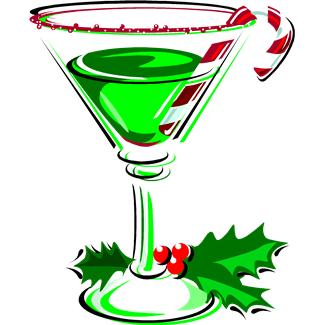 Cocktails clipart christmas. Cocktail free download best