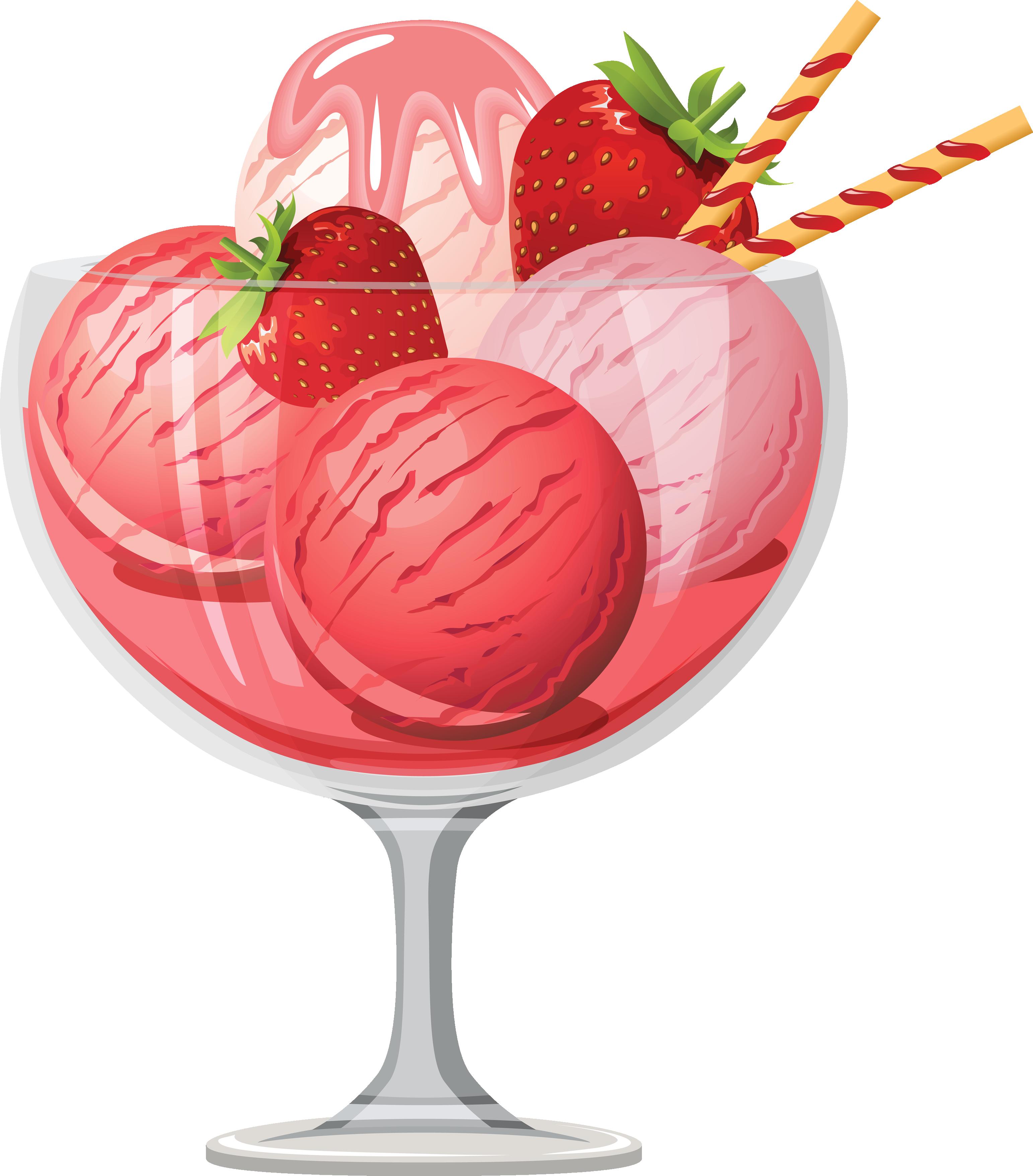 Ice cream png image. Desserts clipart dessert buffet