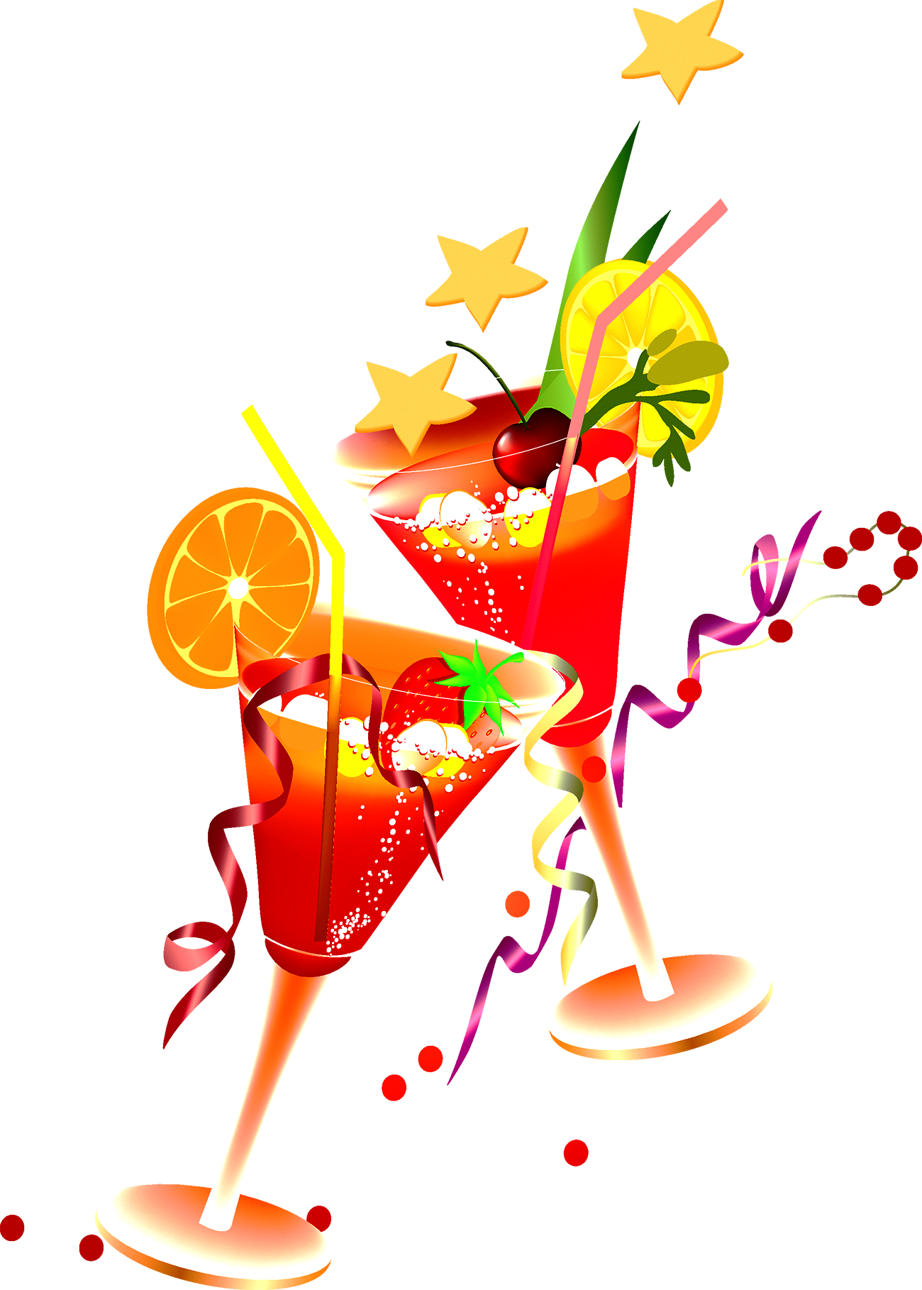 Cocktails clipart fruit cocktail. Salad alcoholic drink transprent