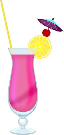 Drink clipart drink hawaii.  best cocktail images