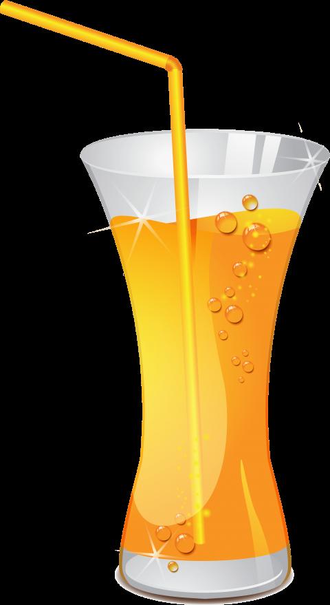 Orange png free images. Cocktails clipart juice