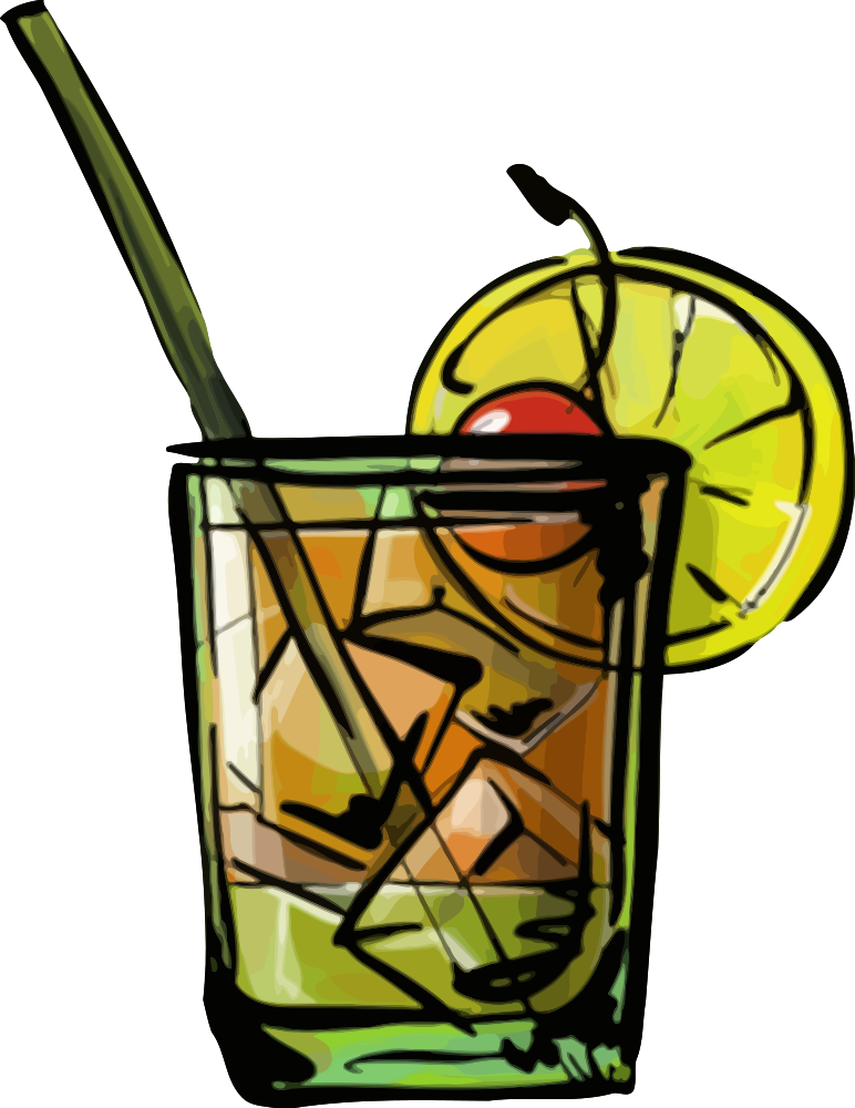 Onlinelabels clip art whiskey. Cocktails clipart pina colada glass