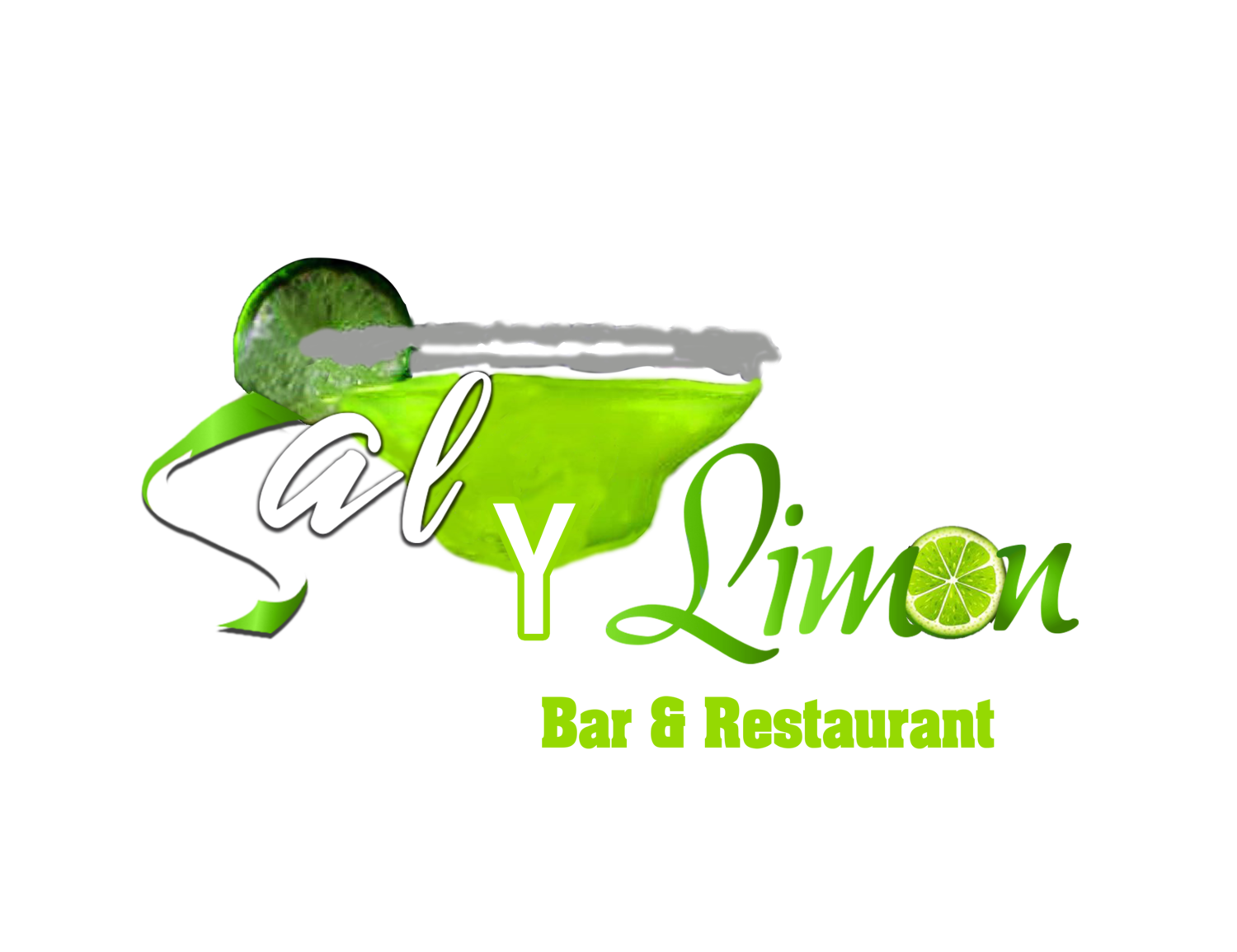 Cantina sal y lim. Cocktails clipart sangria glass