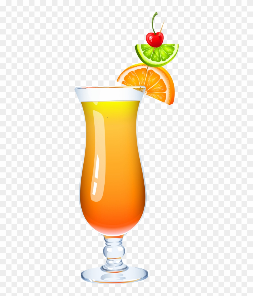 Free png download cocktail. Cocktails clipart tiki drink