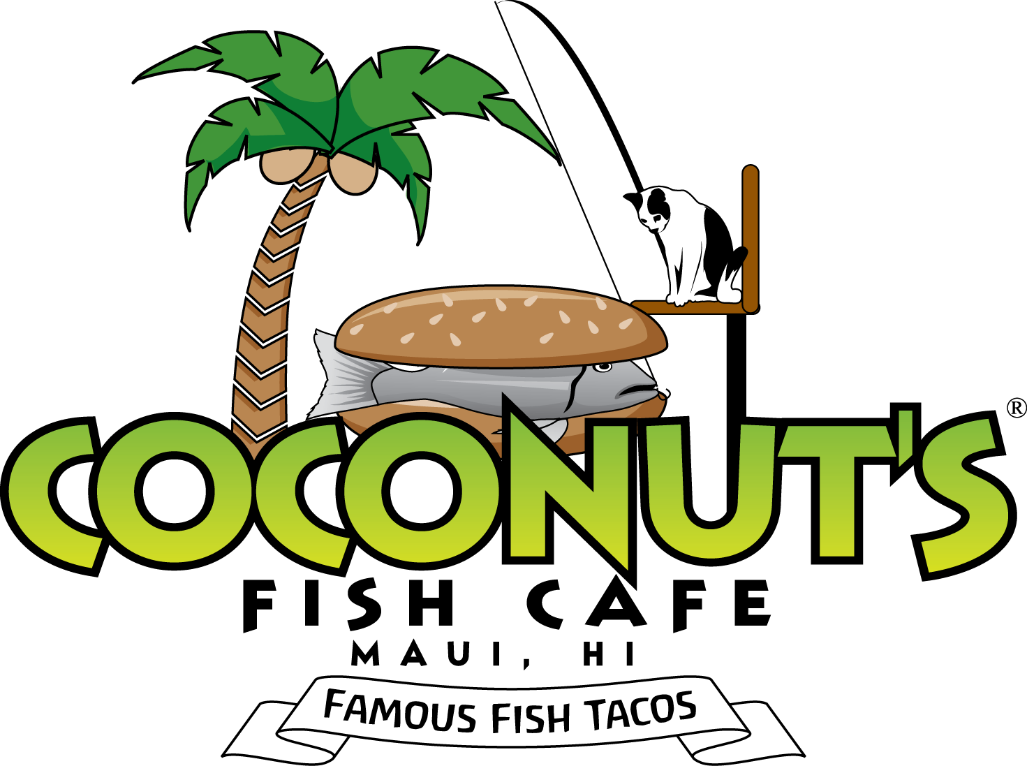 A lovely of coconuts. Coconut clipart coconut bunch