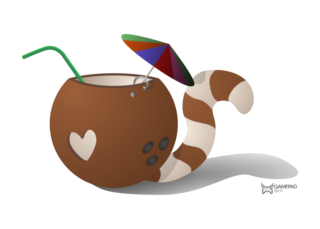 Coconut clipart coconut bunch. Lovely of coconuts arylon