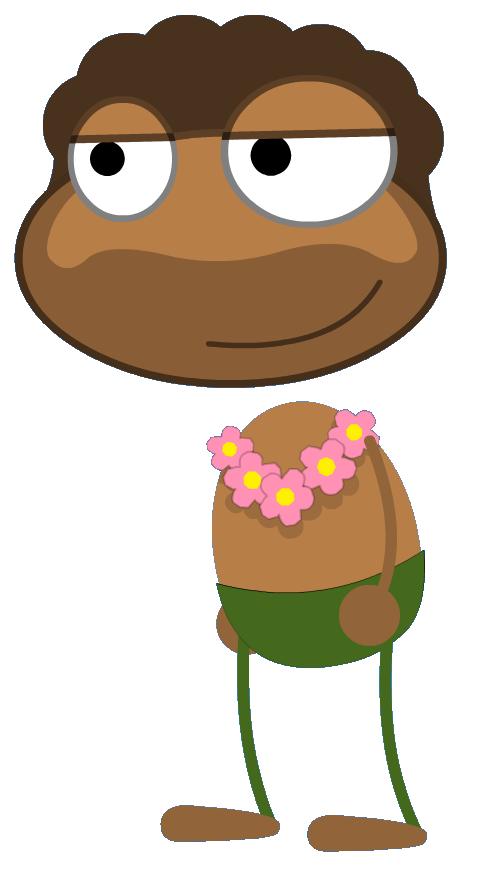 Coconut clipart coconut milk. Vendor poptropica wiki fandom