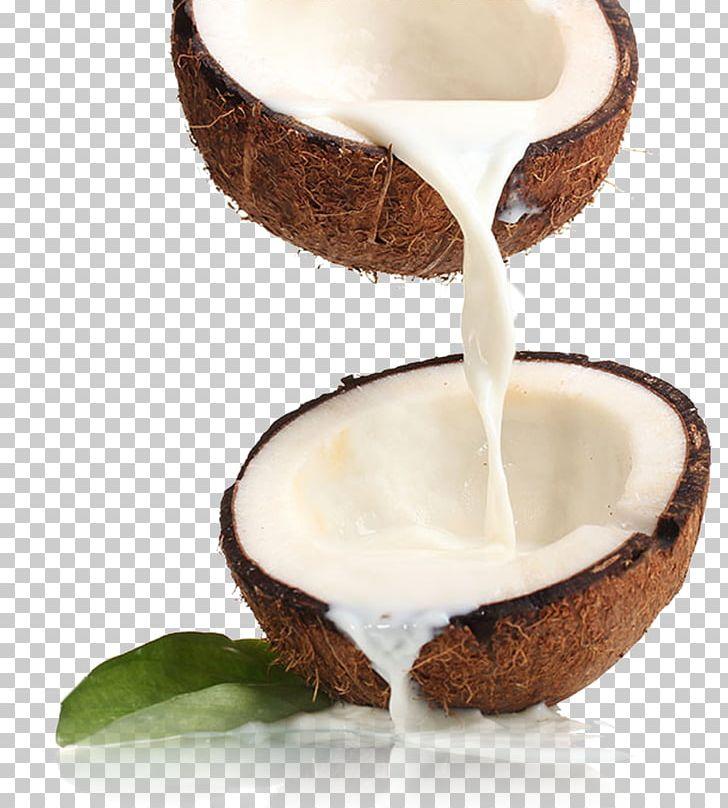Coconut clipart coconut milk. Plant cream png