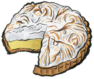 Coconut clipart coconut pie. Pies zingerman s bakehouse