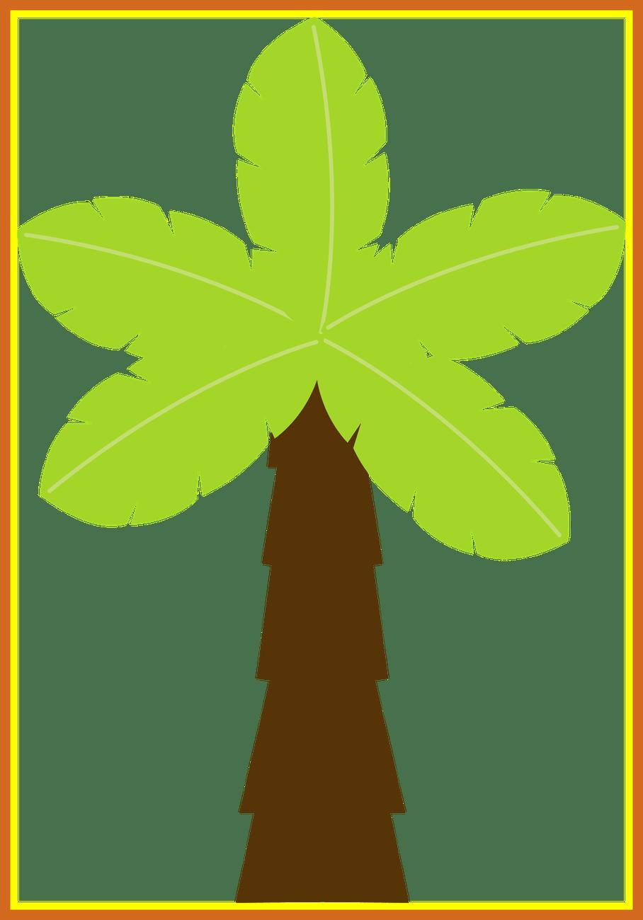 Palm clipart moana. Unbelievable u f imprimibles