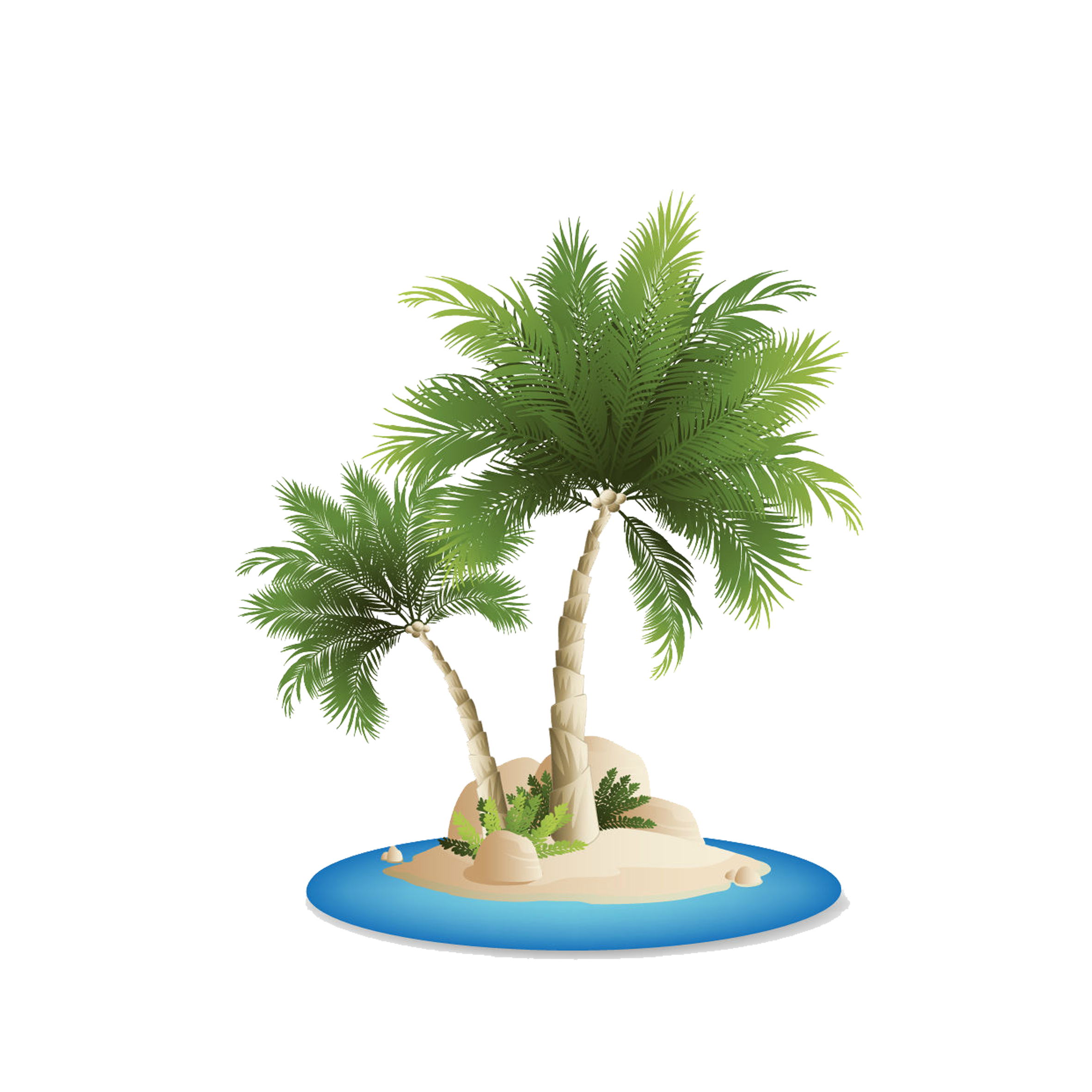 Palm clipart tree egypt. Islands arecaceae clip art