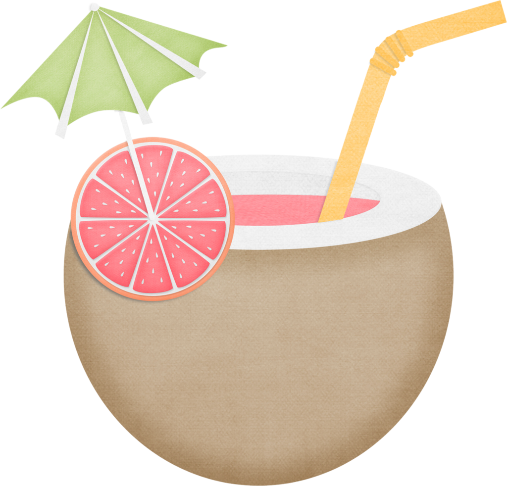 Hawaii clipart beach camp. El cocktail png pinterest