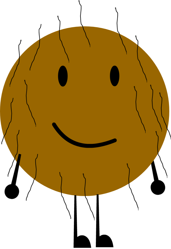 Recommended character from bfdi. Coconut clipart kawaii