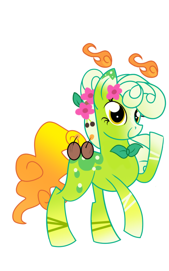 Coconut clipart lime. Closed by digimonlover on