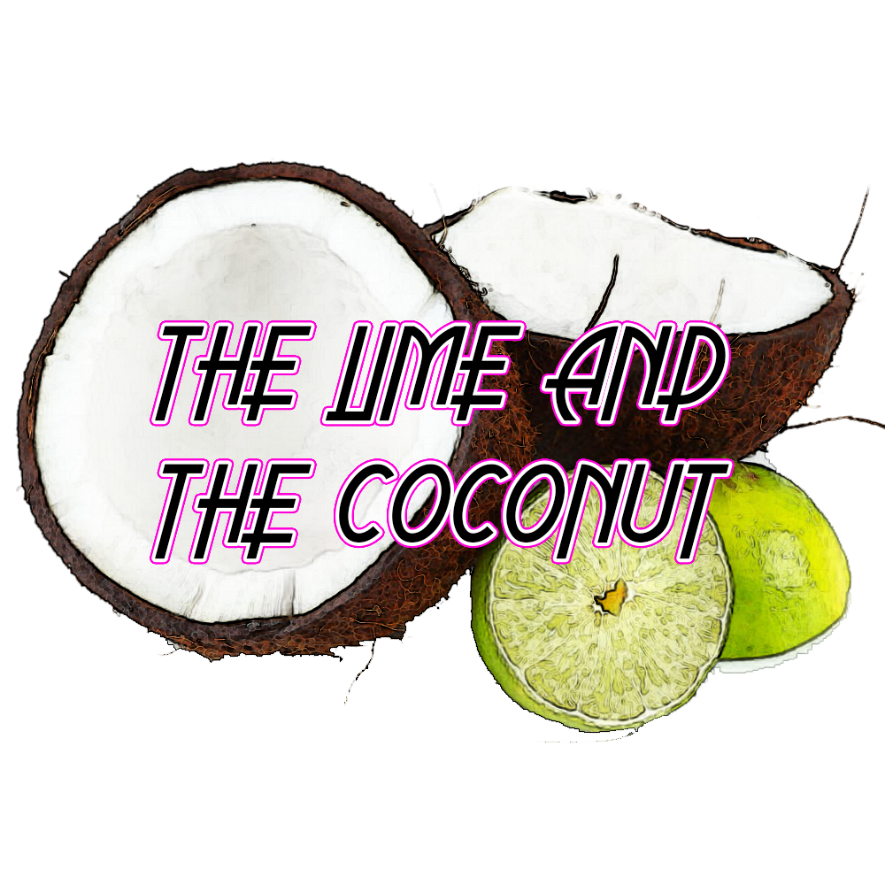 The and river city. Coconut clipart lime