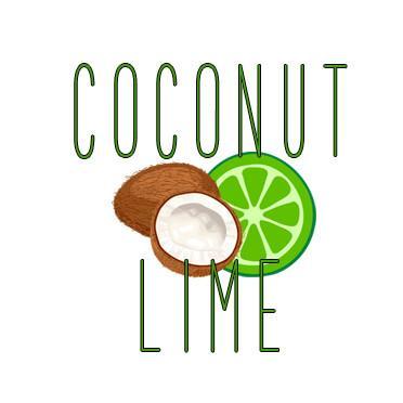 Coconut clipart lime. The cali vape