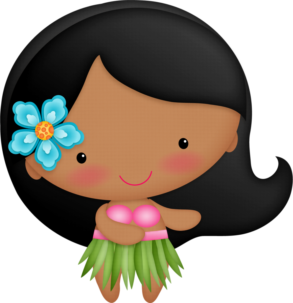 Hawaiian hula clip art. Watermelon clipart luau hawaii