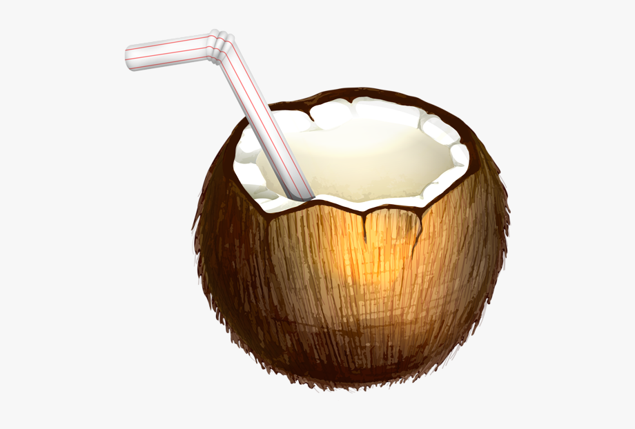 Coconut clipart printable. Summer png