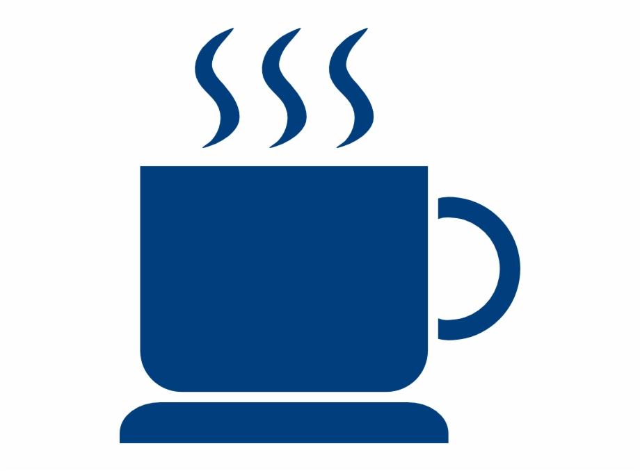 Coffee clipart blue. Clip art transparent png