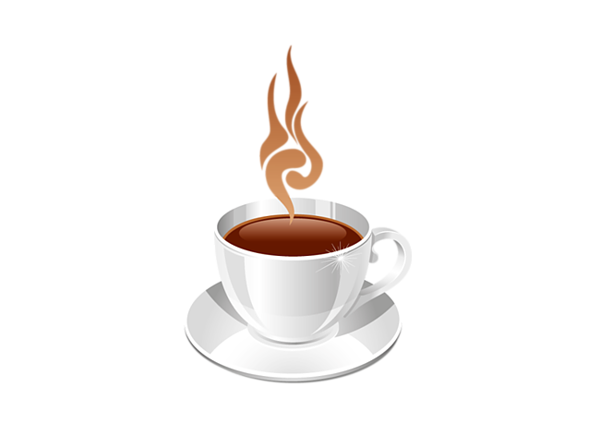 Coffee clipart clear background. Transparent station