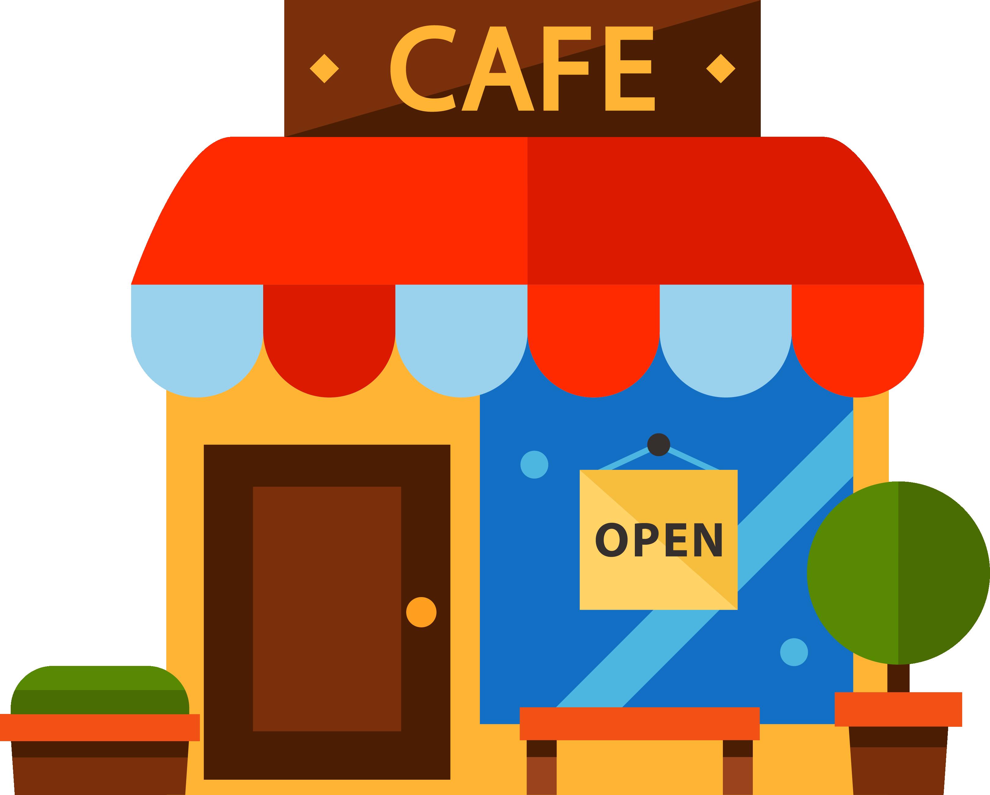 Restaurants Clipart American Diner, Restaurants American