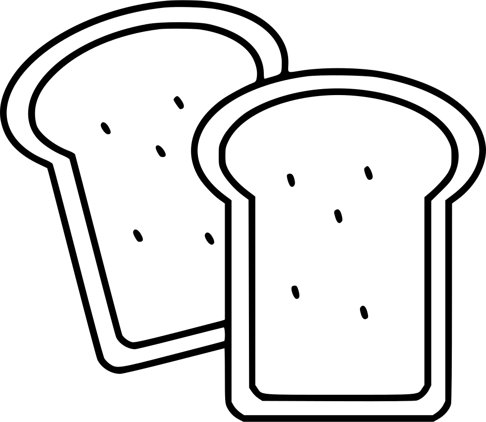 Toast drawing at getdrawings. Toaster clipart sketch