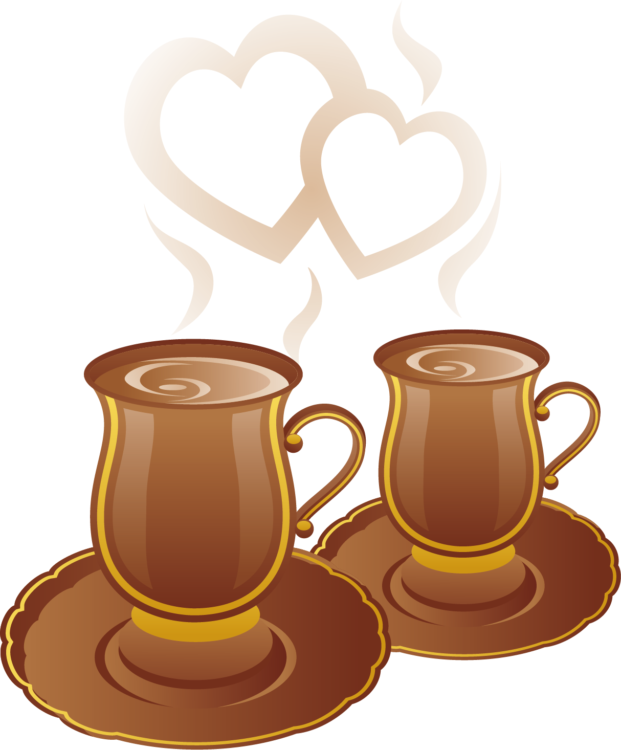 Coffee vector png. Material transprent free download
