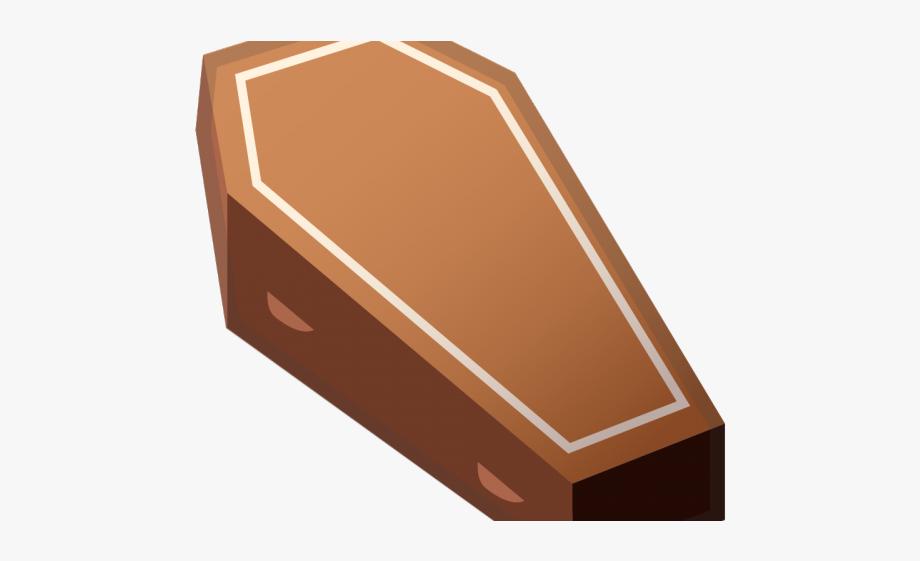 Wood emoji png transparent. Gravestone clipart coffin box