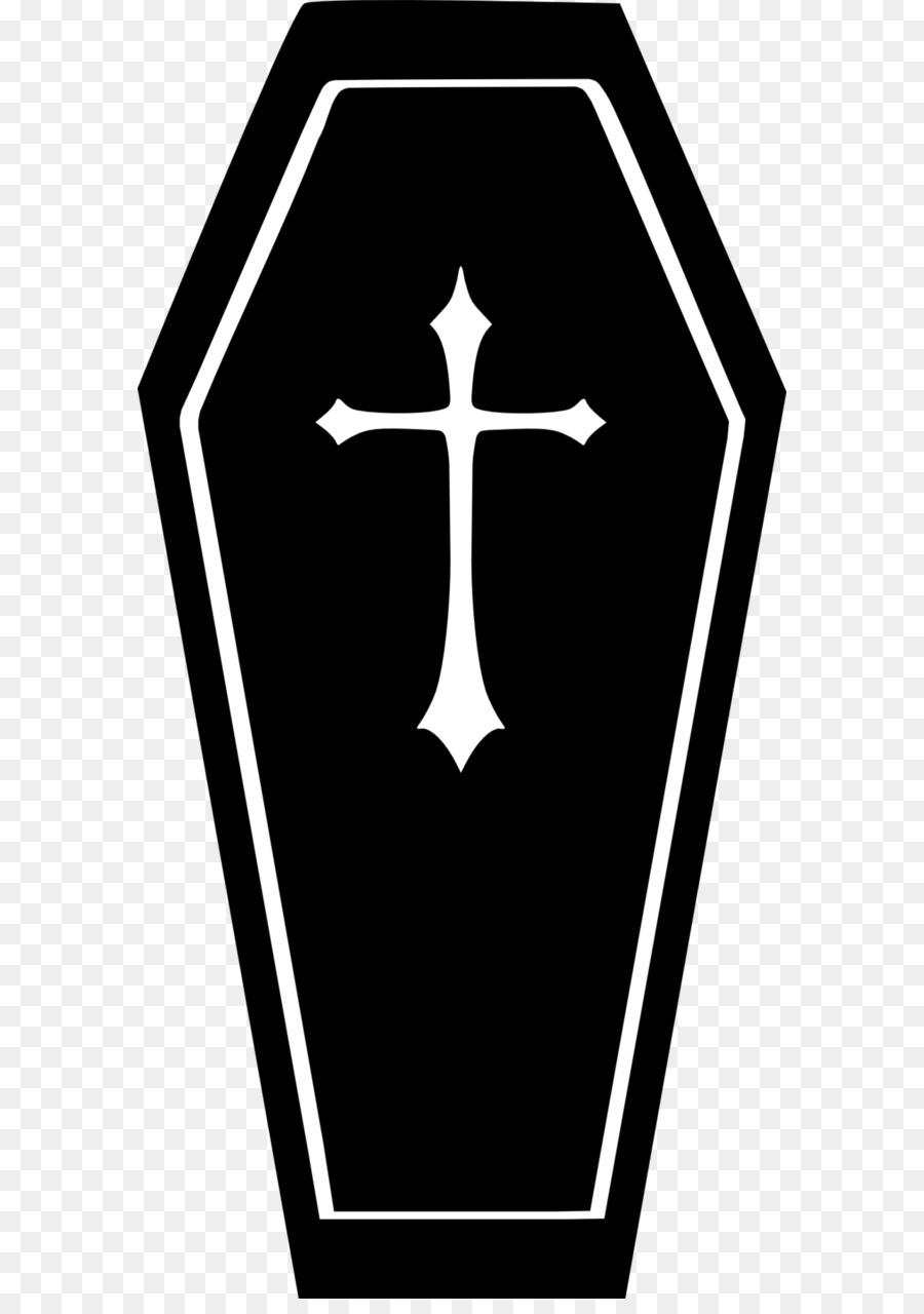 Clip art gothic vase. Coffin clipart