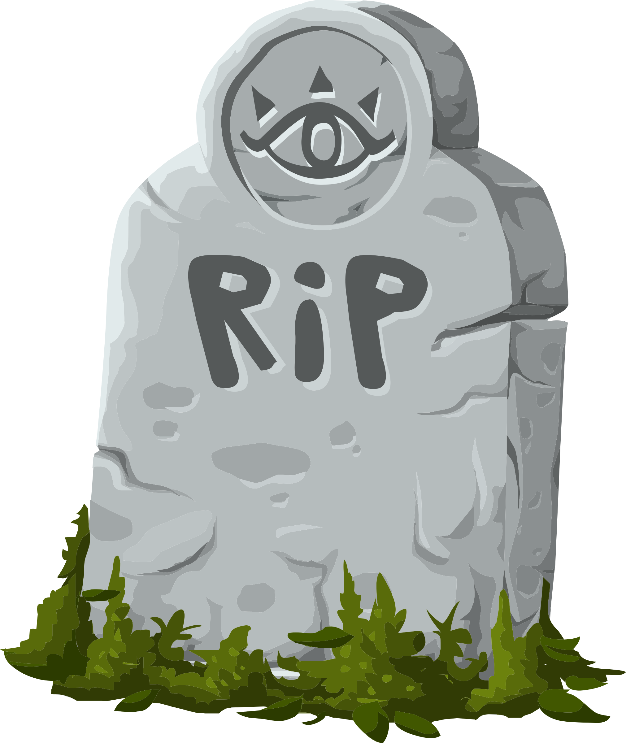 Collection of free graves. Rip clipart gravestone
