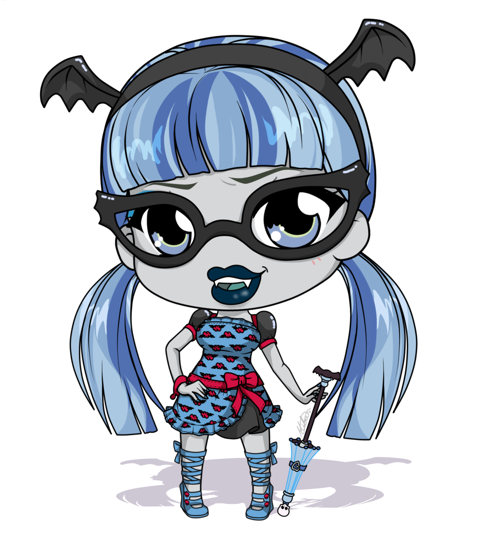 Zombie clipart dancing zombie. Mh ghoulia freaky fusion