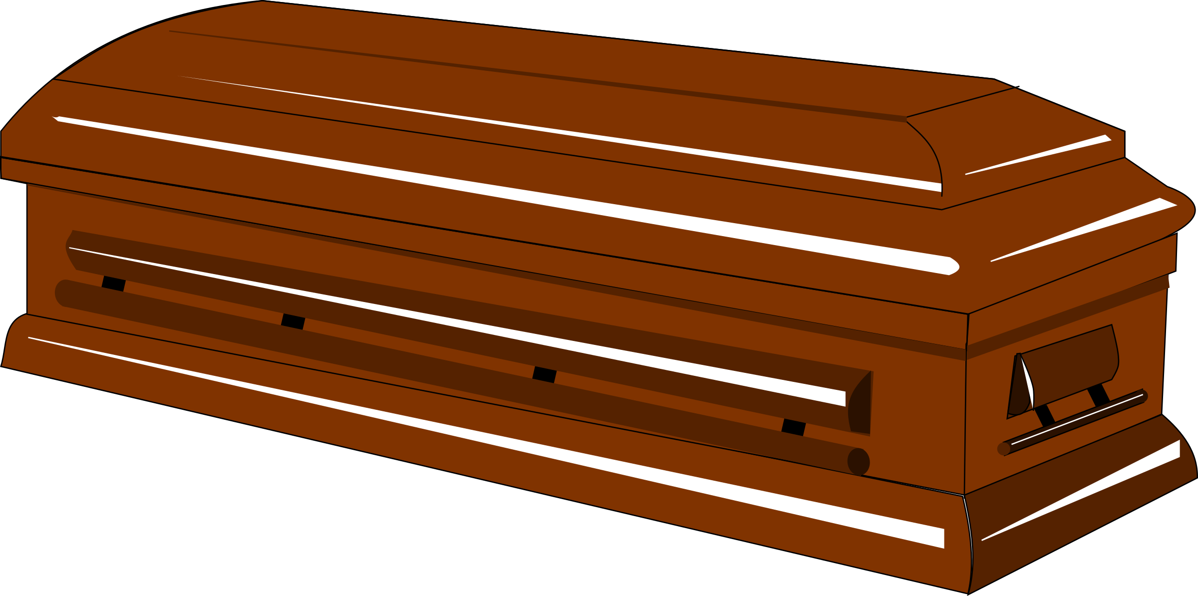 collection of png. Coffin clipart empty