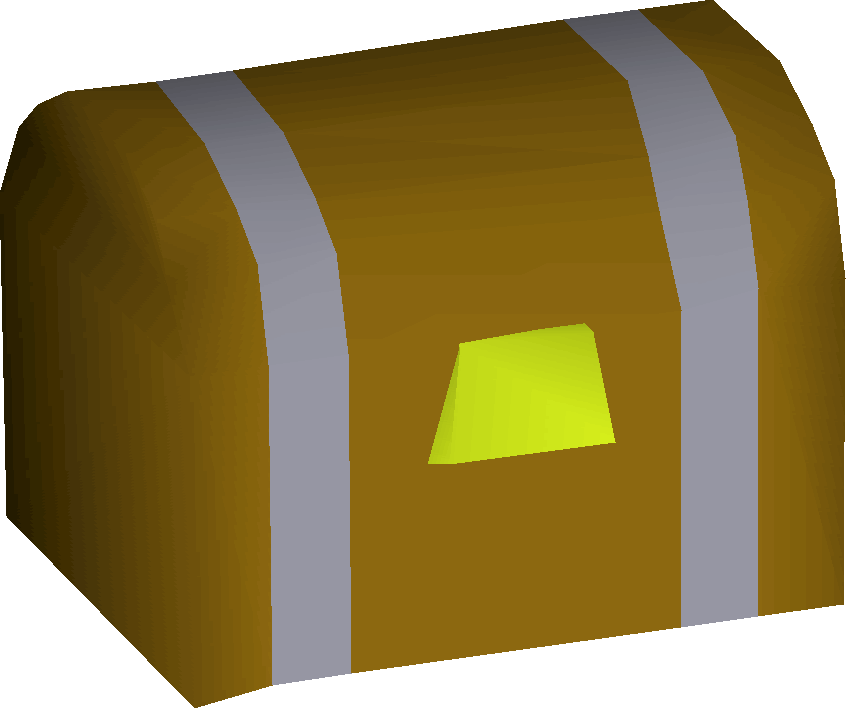 Treasure clipart prize box. Casket old school runescape
