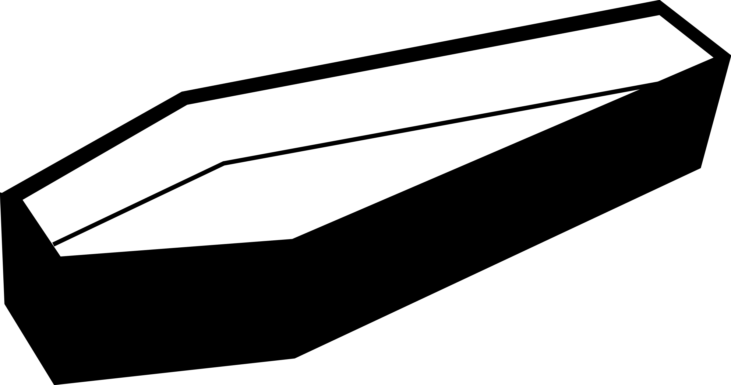 collection of open. Coffin clipart empty
