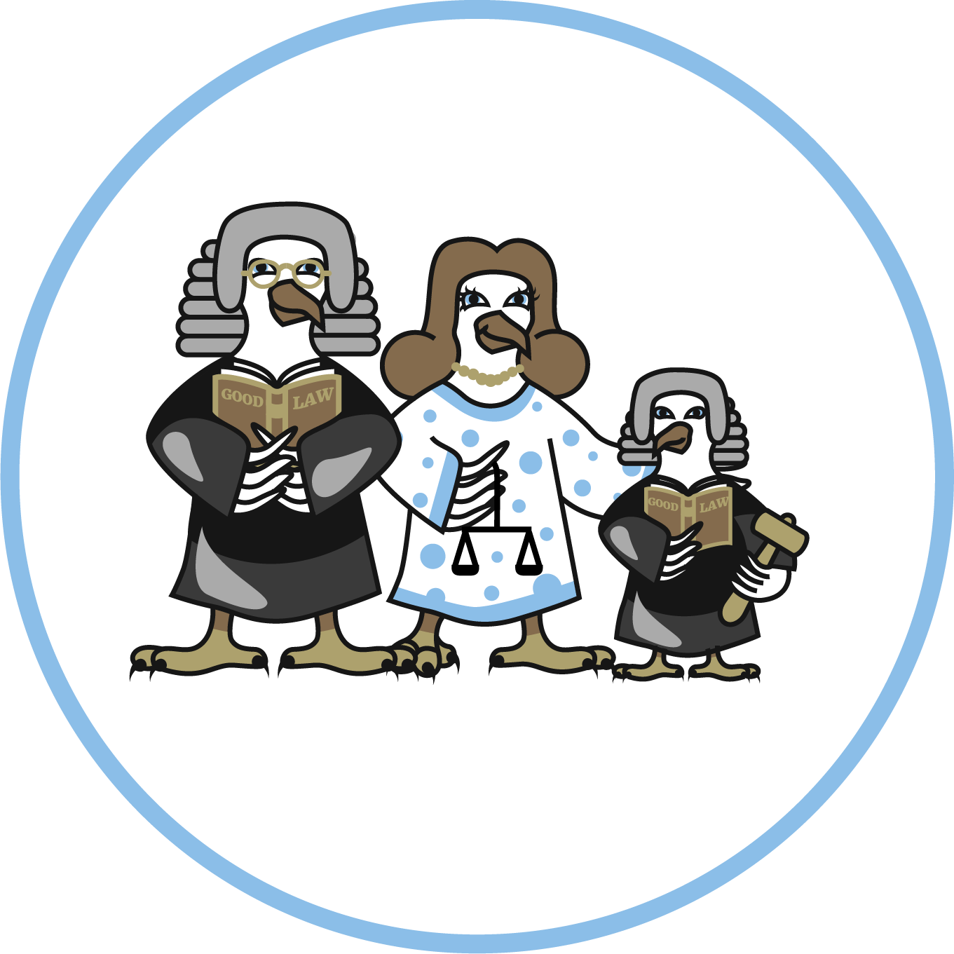 Evidence clipart unfamiliar. Familylegaleaglewithroundpng png family law