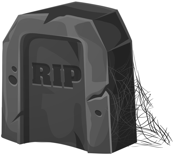 Rip tombstone png clip. Coffin clipart grave yard