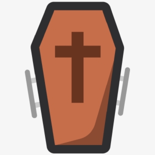 Coffin clipart mortuary. Svg cross download on