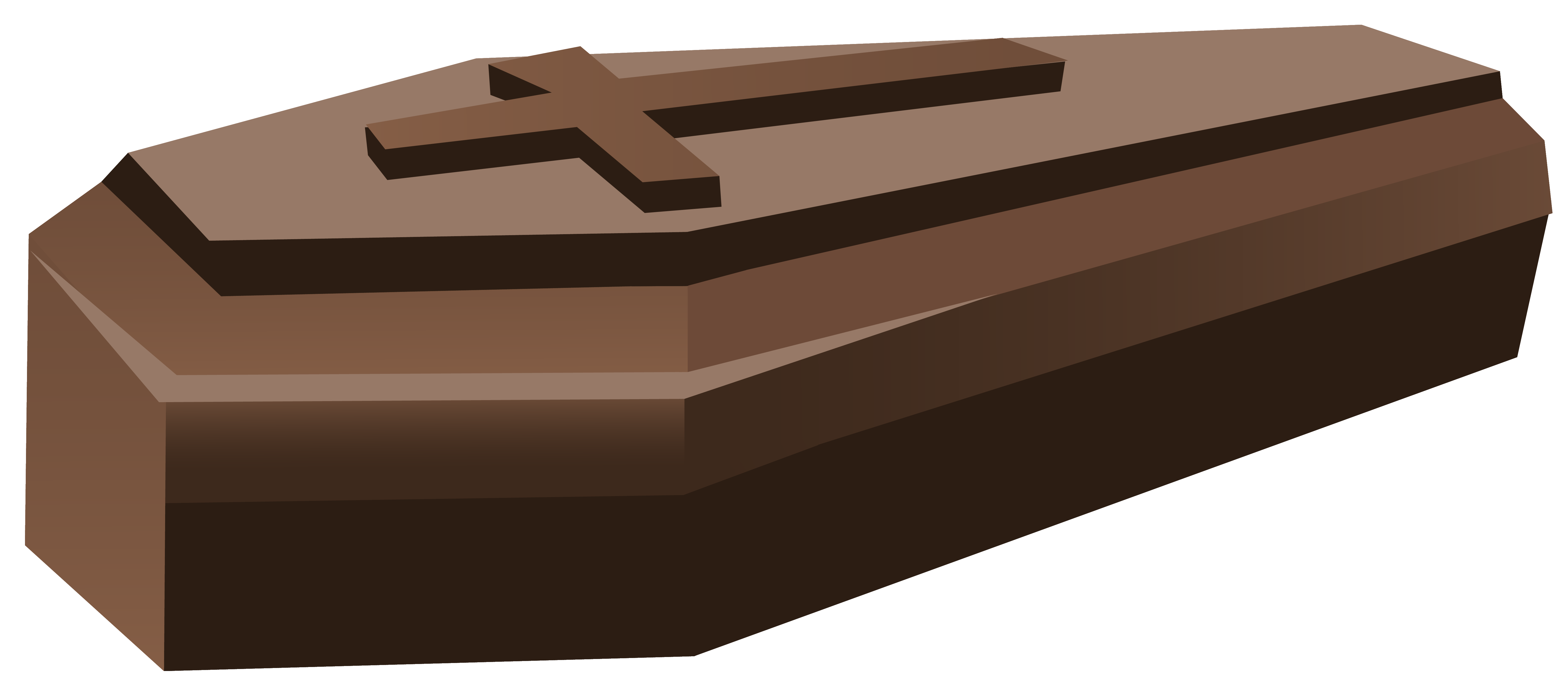 Brown png image gallery. Gravestone clipart coffin box