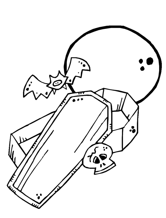 Drawing at getdrawings com. Coffin clipart sketch