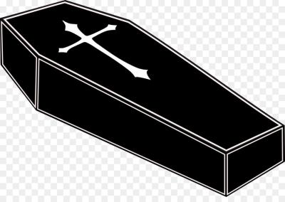 Coffin clipart transparent background. Png dlpng com