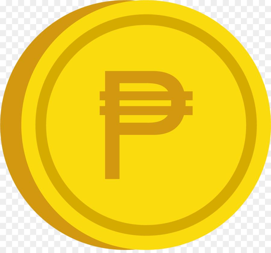 Philippine peso clip art. Coin clipart