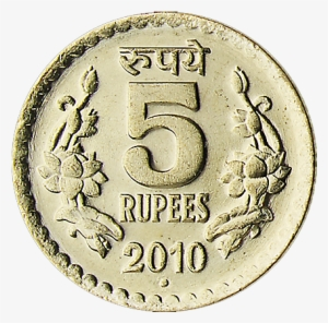 Coins png transparent image. Coin clipart 5 rupee