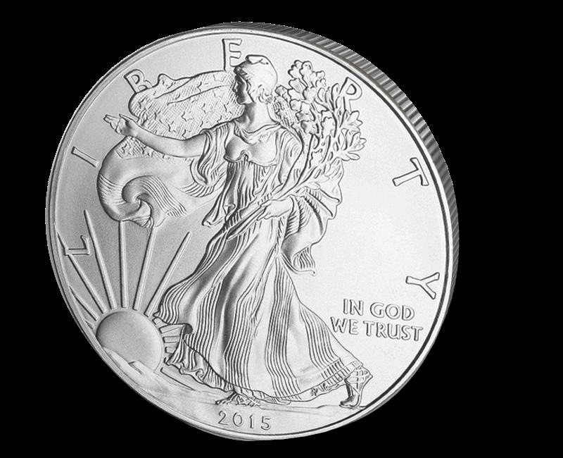 Silver png photos mart. Coin clipart american coin