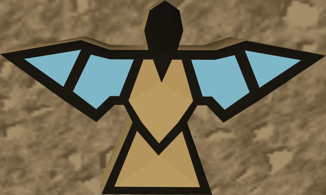 Armadyl totem runescape wiki. Coin clipart artefact