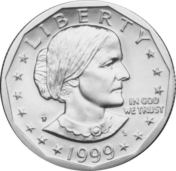 Money faces on us. Nickel clipart american coin