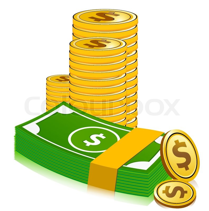 Coins clipart coin notes. Cartoon free download best