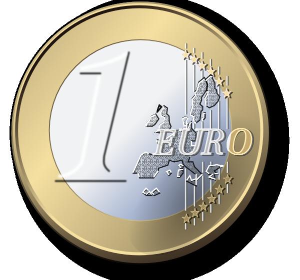 dollars clipart euro