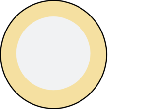 Clip art at clker. Coins clipart blank coin