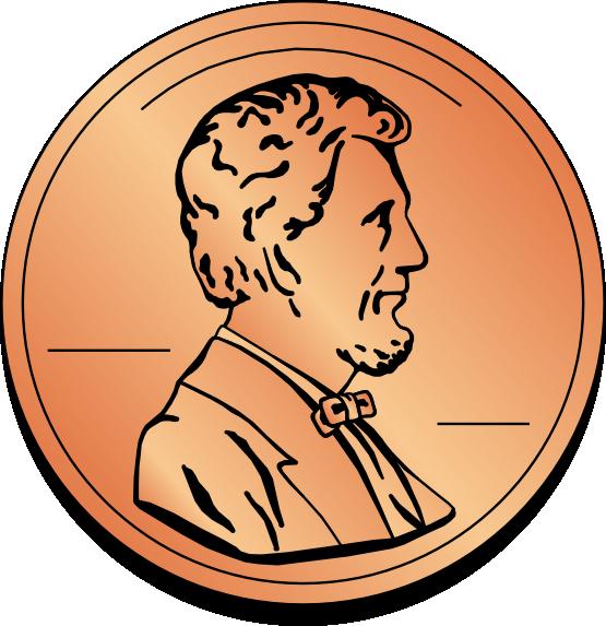 Coin clip art free. Coins clipart dimes